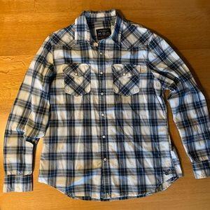 Men's American Eagle Vintage Fit Button-Down